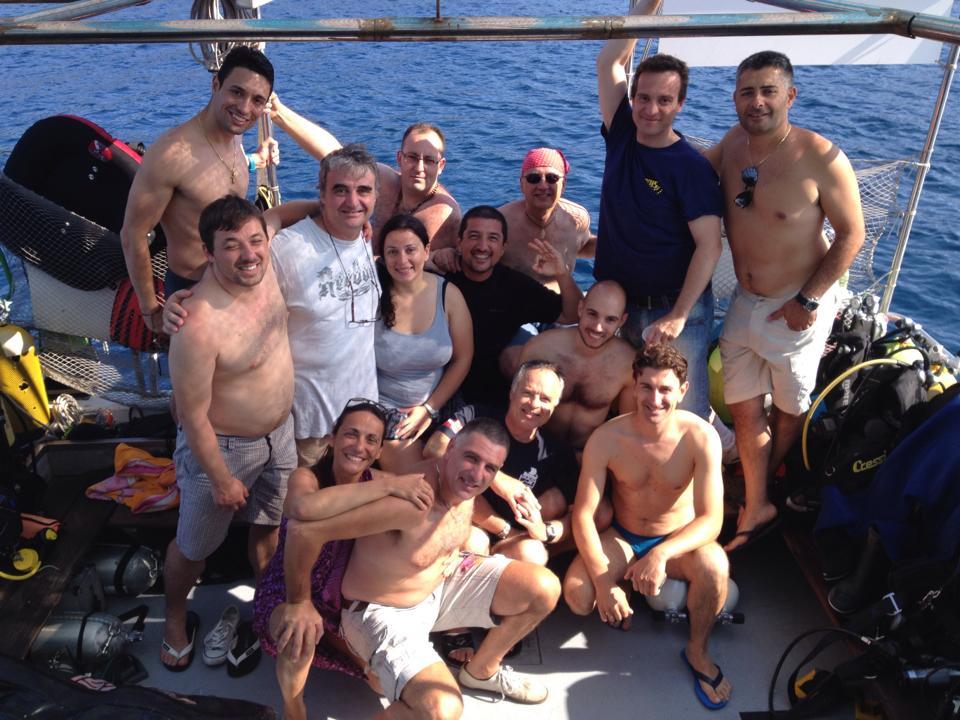 Corsi Sub Roma Immersioni Argentario
