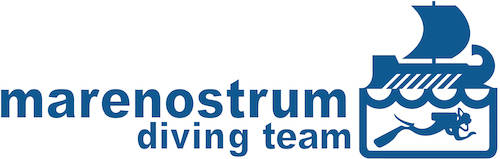 Marenostrum Diving Team Logo