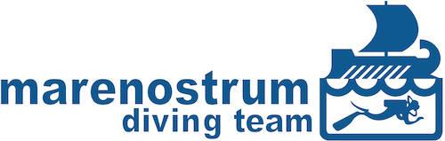 Marenostrum Diving Team Logo