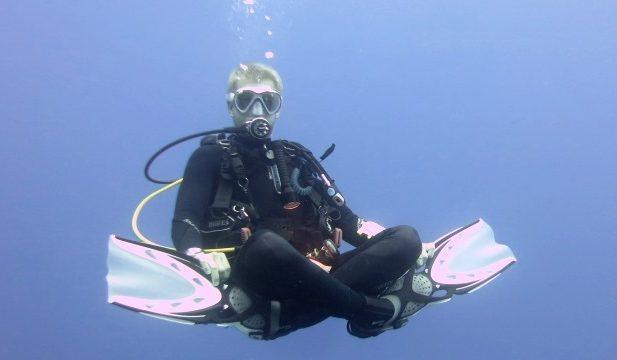 Corsi Sub Roma Immersioni Perfect buoyancy