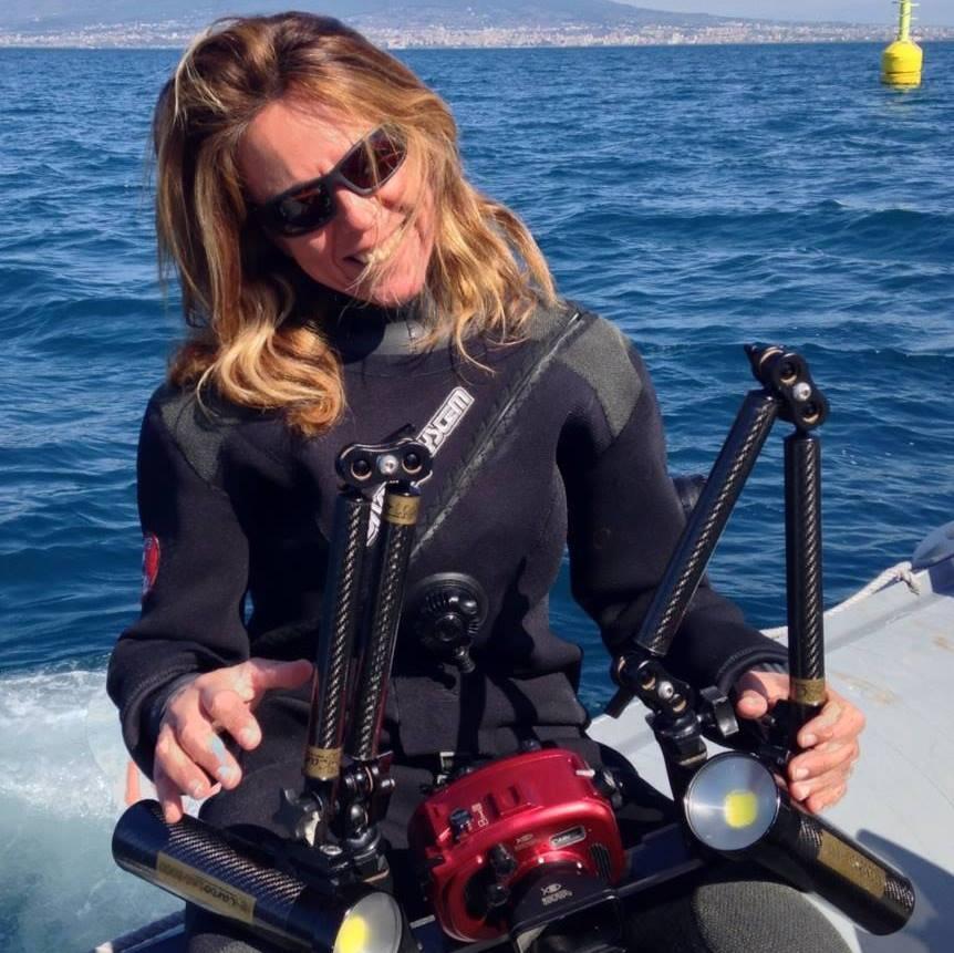 Clean Sea Life project con Eleonora De Sabata